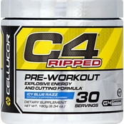 Cellucor C4 Ripped Pre-Workout Supplement