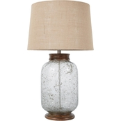 Signature Design by Ashley Shaunette Glass Table Lamp