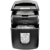 Swingline Stack-and-Shred 100X Auto Feed Super Cross-Cut Shredder