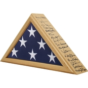 SpartaCraft Signature Flag Case