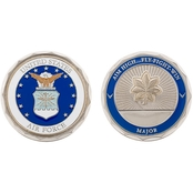 Challenge Coin U.S.A.F. Major Rank Coin