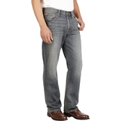 Lucky Brand 181 Relaxed Straight-R Denim Jeans