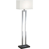 Artiva USA Geometric 62 In. Floor Lamp