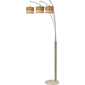 Artiva USA Luca 86 In. Contemporary Floor Lamp
