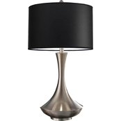 Artiva USA Aladdin 30.5 In. Compact Table lamp