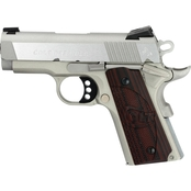 Colt Manufacturing Defender 45 ACP 3 in. Barrel 7 Rds Pistol Stainless Steel
