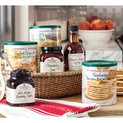 Stonewall Kitchen Morning Favorites Gift Basket