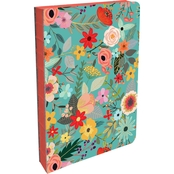 Orange Circle Studio Secret Garden Journal