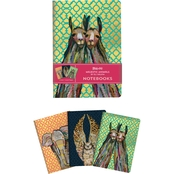 Orange Circle Studio Majestic Animals Notebooks