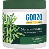 Gonzo Natural Magic Odor Absorbing Gel, Bamboo Rain 14 Oz.