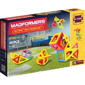 Magformers Tiny Friends Set 20 Pc. Set