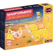 Magformers My First Sand World 32 Pc. Set