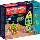 Magformers Space Traveler 35 Pc. Set