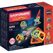 Magformers Space Wow 22 Pc. Set