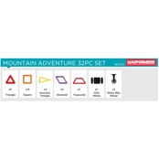 Magformers Adventure Mountain 32 Pc. Set