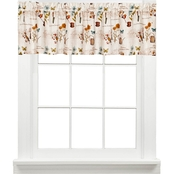 Saturday Knight Le Jardin 58 x 13 in. Valance