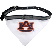 Pets First NCAA Auburn Tigers Collar Bandana