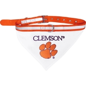 Pets First NCAA Clemson Tigers Collar Bandana