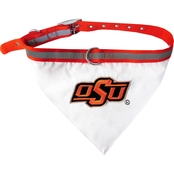 Pets First NCAA Oklahoma State Cowboys Collar Bandana