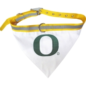 Pets First NCAA Oregon Ducks Collar Bandana