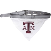Pets First NCAA Texas A&M Aggies Collar Bandana