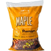 Traeger Maple Hardwood Pellets, 20 lb.