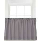 Saturday Knight Holden 57 X 30 Tier Curtain Pair