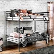 Furniture of America Twin/Twin Bunk Bed