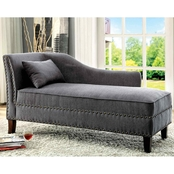Furniture Of America Stillwater Chaise