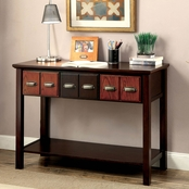Furniture of America Tenille Console Table