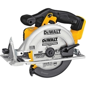 DeWalt 20V MAX* 6-1/2 in. Circular Saw (Tool Only)