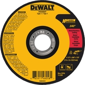 DeWalt 4-1/2 x .040 x 7/8 in. T1 High Performance Cut-Off Wheel