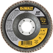 DeWalt 4-1/2 x 7/8 in. 40G T29 XP Ceramic Flap Disc