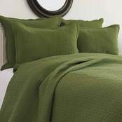 C&F Home Manchester Fern Quilt Set