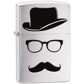 Zippo Invisible Man Lighter