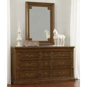 A.R.T. Collection One 9 Drawer Dresser