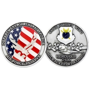 Challenge Coin Billy Mitchell Air National Guard Base 440th Coin