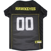 Pets First NCAA Iowa Hawkeyes Mesh Jersey