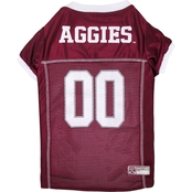 Pets First NCAA Texas A&M Aggies Mesh Jersey