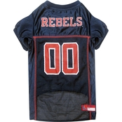 Pets First NCAA Mississippi Rebels Mesh Jersey
