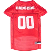 Pets First NCAA Wisconsin Badgers Mesh Jersey
