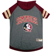 Pets First NCAA Florida State Seminoles Hoodie Tee