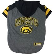 Pets First NCAA Iowa Hawkeyes Hoodie Tee