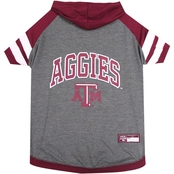 Pets First NCAA Texas A&M Aggies Hoodie Tee