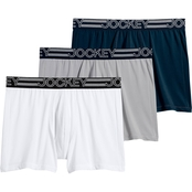 Jockey Active Microfiber Stretch Boxer Brief 3 pk.
