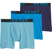 Jockey Active Stretch Midway Brief 3 pk.