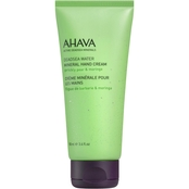 AHAVA Prickly Pear and Moringa Mineral Hand Cream