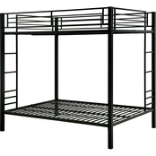 DHP Full Over Full Metal Bunk Bed