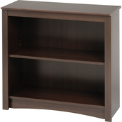 Prepac 2 Shelf Bookcase