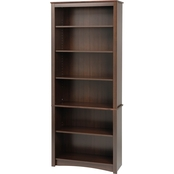 Prepac 6 Shelf Bookcase